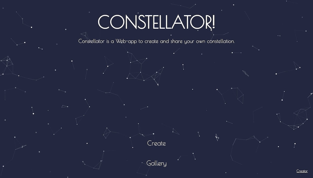 CONSTELLATOR!